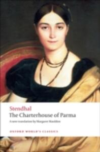 The Charterhouse of Parma - Stendhal - cover