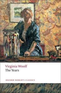 The Years - Virginia Woolf - cover