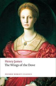 The Wings of the Dove - Henry James - cover