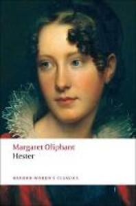 Hester - Margaret Oliphant - cover