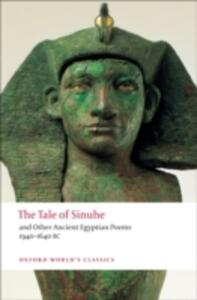 The Tale of Sinuhe - cover