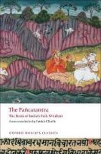 Pancatantra: The Book of India's Folk Wisdom - cover