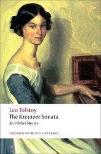 The Kreutzer Sonata and Other Stories - Leo Tolstoy - cover