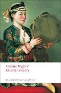Arabian Nights' Entertainments - cover
