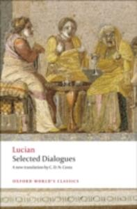 Selected Dialogues - Lucian - cover