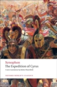 The Expedition of Cyrus - Xenophon - cover