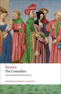 The Comedies - Terence - cover