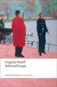 Selected Essays - Virginia Woolf - cover