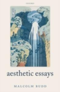 Aesthetic Essays - Malcolm Budd - cover