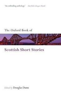 The Oxford Book of Scottish Short Stories - cover