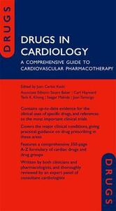 Drugs in Cardiology: A Comprehensive Guide to Cardiovascular Pharmacotherapy - cover