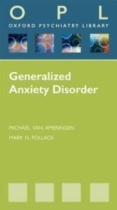 Generalized Anxiety Disorders - cover
