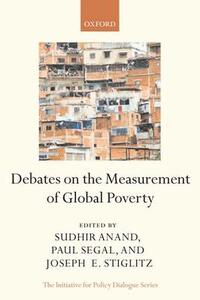 Debates on the Measurement of Global Poverty - cover