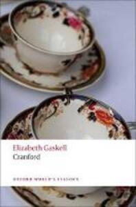Cranford - Elizabeth Gaskell - cover