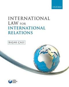 International Law for International Relations - cover