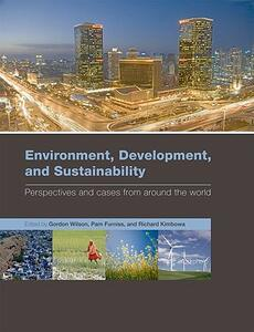 Environment, Development, and Sustainability: Perspectives and cases from around the world - cover