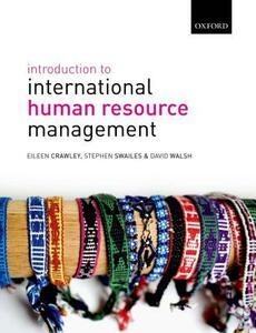 Introduction to International Human Resource Management - Eileen Crawley,Stephen Swailes,David Walsh - cover
