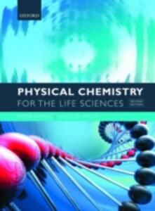Physical Chemistry for the Life Sciences - Peter Atkins,Julio De Paula - cover