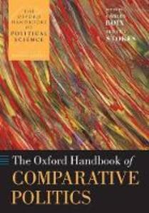 The Oxford Handbook of Comparative Politics - cover