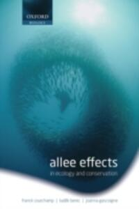 Allee Effects in Ecology and Conservation - Franck Courchamp,Ludek Berec,Joanna Gascoigne - cover