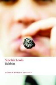 Babbitt - Sinclair Lewis - cover