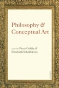 Philosophy and Conceptual Art - cover