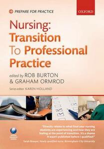 Nursing: Transition to Professional Practice - cover