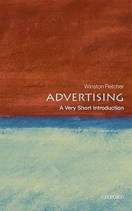 Advertising: A Very Short Introduction - Winston Fletcher - cover