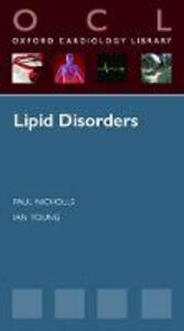 Lipid Disorders - Paul Nicholls,Ian D. Young - cover