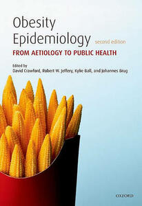 Obesity Epidemiology: From Aetiology to Public Health - cover
