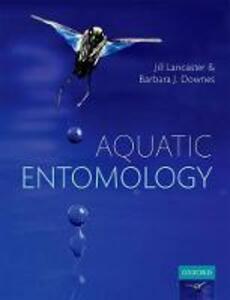 Aquatic Entomology - Jill Lancaster,Barbara J. Downes - cover