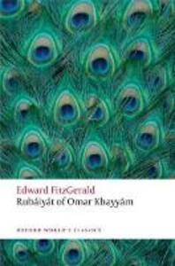 Rubaiyat of Omar Khayyam - Edward FitzGerald - cover