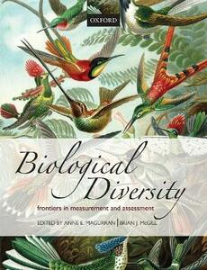 Biological Diversity: Frontiers in Measurement and Assessment - cover