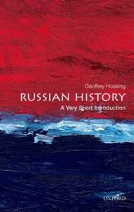 Russian History: A Very Short Introduction - Geoffrey Hosking - cover