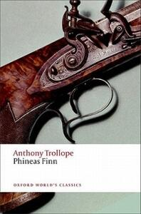 Phineas Finn - Anthony Trollope - cover