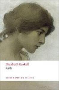Ruth - Elizabeth Gaskell - cover