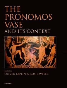 The Pronomos Vase and its Context - cover
