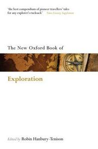 The Oxford Book of Exploration - cover