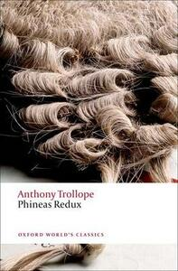 Phineas Redux - Anthony Trollope - cover