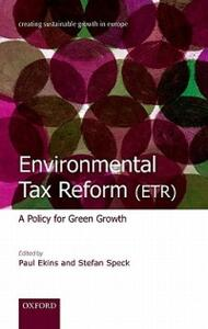 Environmental Tax Reform (ETR): A Policy for Green Growth - cover