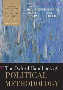 The Oxford Handbook of Political Methodology - cover