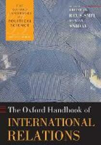 The Oxford Handbook of International Relations - cover