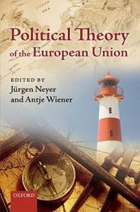 Political Theory of the European Union - cover