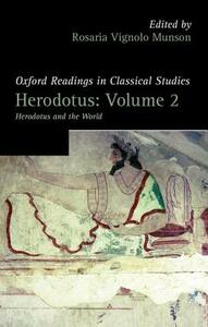 Herodotus: Volume 2: Herodotus and the World - cover