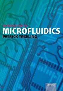 Introduction to Microfluidics - Patrick Tabeling - cover
