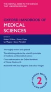 Oxford Handbook of Medical Sciences - cover