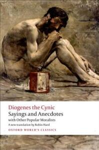 Sayings and Anecdotes: with Other Popular Moralists - Diogenes - cover