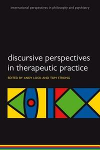 Discursive Perspectives in Therapeutic Practice - cover