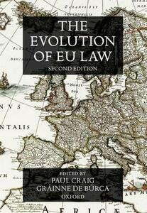 The Evolution of EU Law - cover