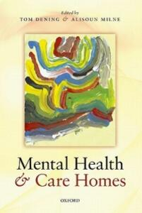 Mental Health and Care Homes - cover